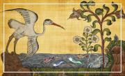 « La Fontaine prend sa source dans le désert / Kalila et Dimna »