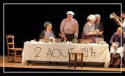 """""""De chair et de boue"""" par le Théâtre en Vrac"""