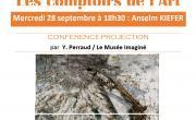 Les comptoirs de l'Art: Anselm KIEFER