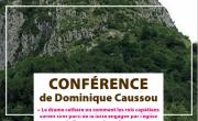 Conférence de Dominique Caussou