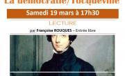 La démocratie / Tocqueville
