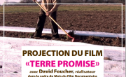 Projection du film « Terre promise »