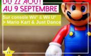 Mario Kart: le tournoi