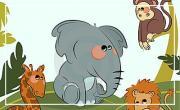 Les animaux de la brousse