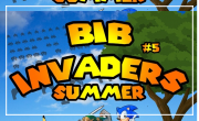Bib Invaders Summer