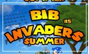 Bib Invaders Summer
