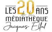 JOURNEE « LIVRE ET LECTURE- 20 ANS MEDIATHEQUE »