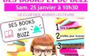 Des books et du buzz