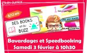 Des books et du buzz: club junior
