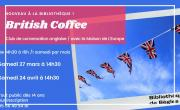 ANNULE: British Coffee, club de conversation linguistique