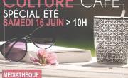 Culture Café de l'été