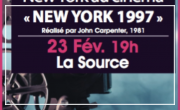"Ciné-Club ""New York au cinéma"""