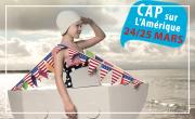 """Le 16ème Salon du livre jeunesse """"Cap sur l'amérique"""""""