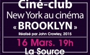 "Ciné-Club ""Brooklyn"""