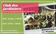 Club des jardiniers