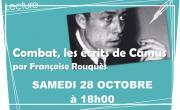Combat, les écrits de Camus