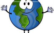 La terre est ronde! / Chantal Wilmotte
