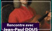 conférence concert Jean Claude DOUS