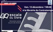 RDV Prix Escale du Livre à la Librairie du Contretemps