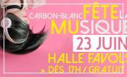 Carbon-Blanc fête la musique