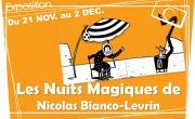 Les nuits magiques de Nicolas Bianco-Levrin