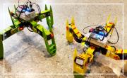 Atelier robotique: l'araignée Métabot