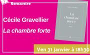 Rencontre avec Cécile Gravellier