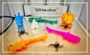 Découverte de l'impression 3D – Modélise et imprime ton monstre d'Halloween