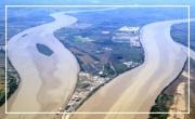 L'estuaire de la Gironde