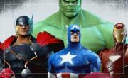Personnalise ton héros Marvel