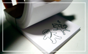 Atelier vacances- flip book