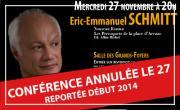 Rencontre /Eric-Emmanuel Schmitt