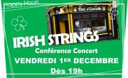 Irish Strings: Happy Hours et conférence-concert