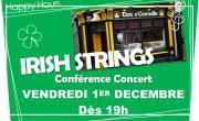 Irish Strings: Happy Hours et conférence-concert