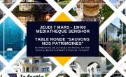 Rencontre // revue Le Festin