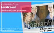 Les Brontë par Jean-Pierre Ohl