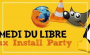 Install-Party GNU/Linux