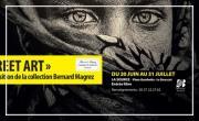 Exposition STREET ART Institut Bernard MAGREZ