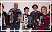 Orchestre accordéons Geneviève Roumegoux