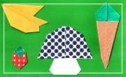 Origami et Kirigami
