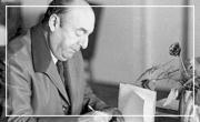 Lecture musicale de poèmes militants de Pablo Neruda