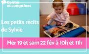 Les petits récits de Sylvie