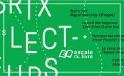 Café Prix de l'Escale du Livre 2018