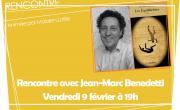 Jean Marc Benedetti- Les équilibristes