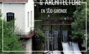 Exposition Eau et Architecture en sud Gironde