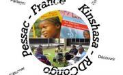 Rencontre littéraire: « Mbote Kinshasa-Bonjour Pessac… Imaginaires urbains…. »