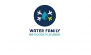 Water family- Du flocon à la vague