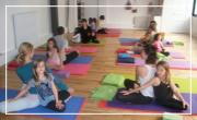 Atelier: Yoga conté