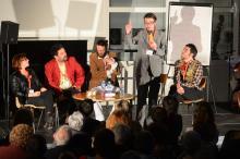 La Nuit de la nuit 7 mars 2014 médiathèques Talence