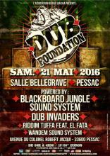 Reggae Dub Fondation - reggae Sun ska 2016